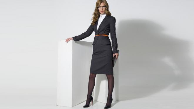 b15d8eab218 Зимний дресс-код  Как стильно одеваться бизнес-леди