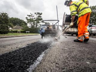 Качественный ремонт дорог