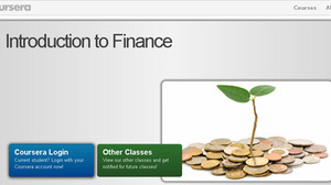 intro to finance Introduction to finance, accounting, modeling and valuation 45 (4,006 ratings) course ratings are calculated from individual students' ratings and a variety of other signals, like age of rating and reliability, to ensure that they reflect course quality fairly and accurately.