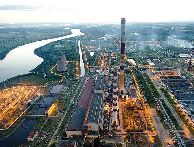 В Украине построили 56 заводов и 29 электростанций