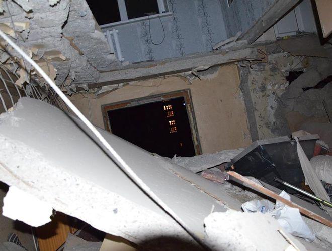 Авдеевка в руинах после масштабного обстрела из танков