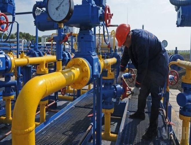 УГВ ежесуточно добывает более 40 млн кубометров газа