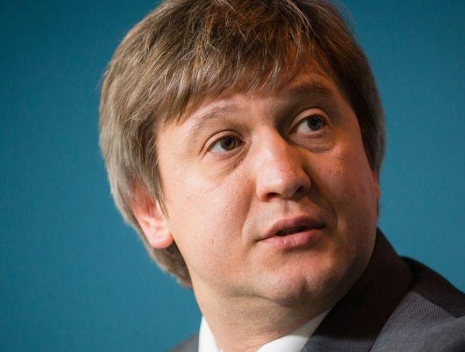 Данилюк хочет подчинить себе новую налоговую полицию