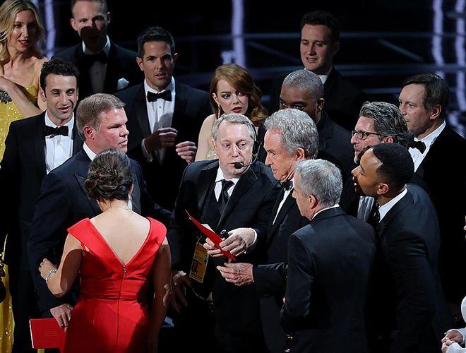 Полный список победителей кинопремии Оскар