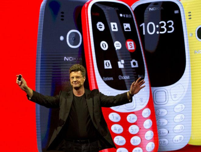 """Возвращение """"флагмана"""": новую старую Nokia 3310 показали всему миру"""