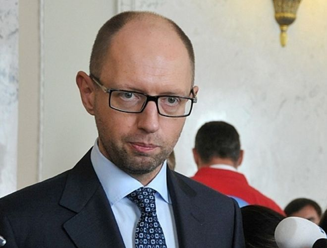 Яценюк сам прокомментировал возможное назначение в Нацбанк