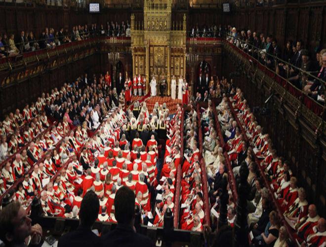 Британский парламент не утвердил законопроект о Brexit