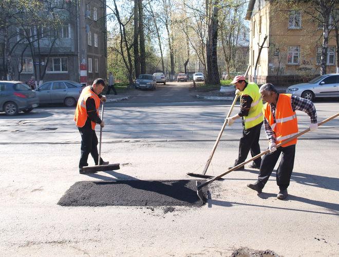 В Украине не хватает денег на ямочный ремонт дорог