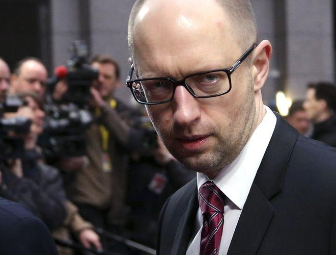 СМИ узнали на каких условиях Яценюк согласен возглавить НБУ