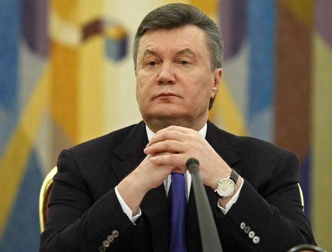 Швейцария опровергает свою причастность к замороженным активам Януковича