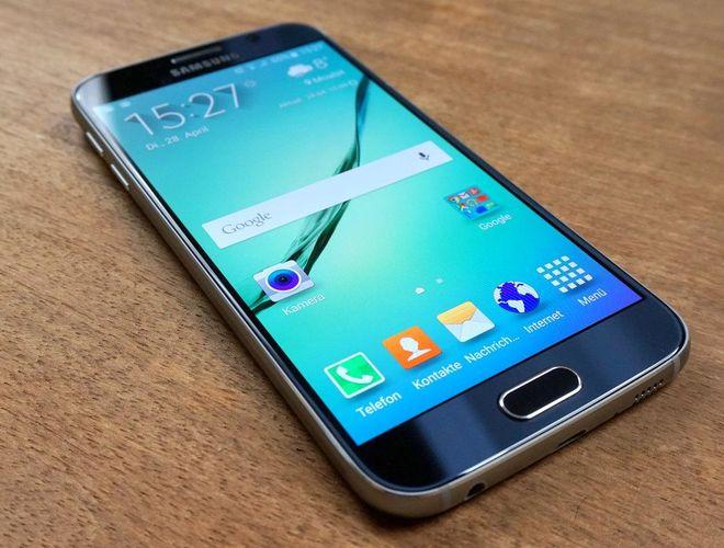 Samsung выпускает Galaxy S8 в массовое производство