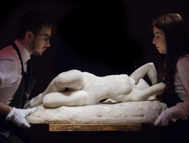 В Лондоне состоялся аукцион эротического искусства