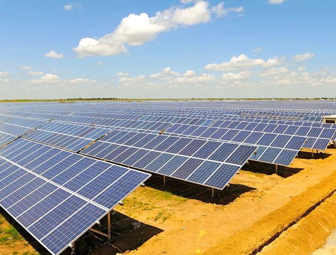 В Чернобыльской зоне хотят построить солнечные электростанции