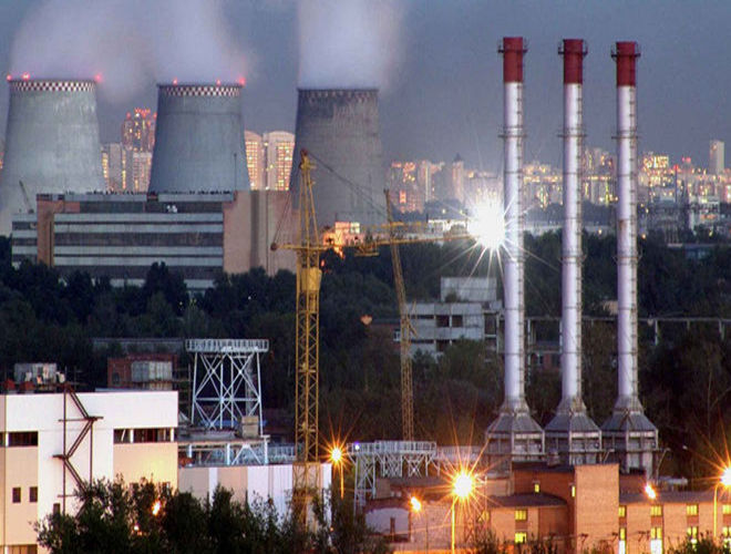 Украинская промышленность растет большими темпами