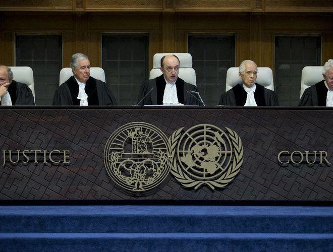 В Гааге заслушают иск Украины против РФ