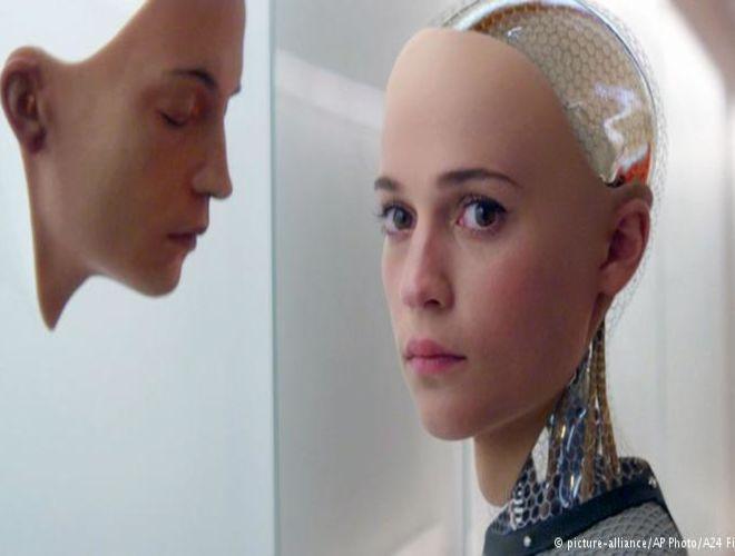 В Лондоне открыли выставку роботов