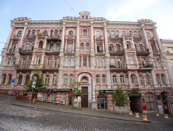 В Киеве наблюдается спрос на квартиры в домах начала ХХ века