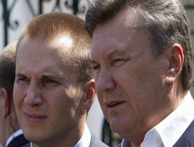 Адвокаты Януковича-младшего утверждают, что в Швейцарии не нашли его денег