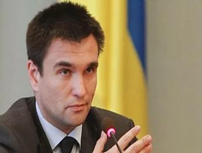 Климкин: Украина в Гааге сможет доказать нарушение РФ международных конвенций