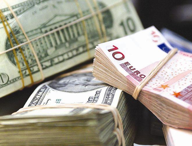 Курс евро вырос