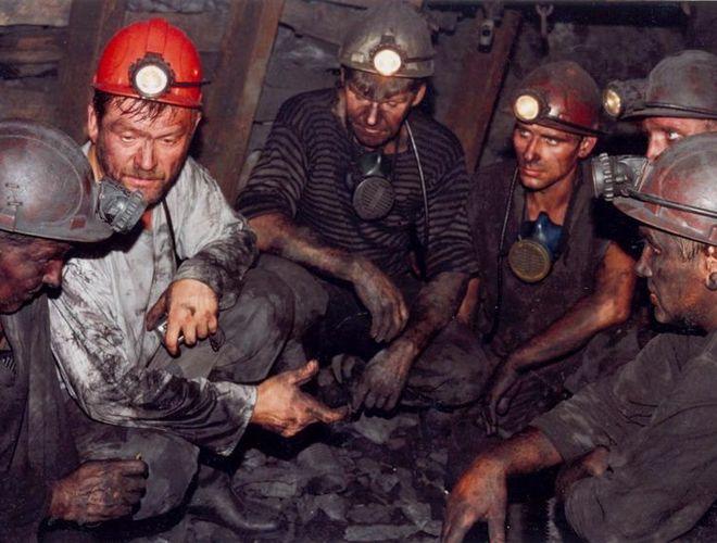 ДТЭК остановил добычу угля на Донбассе