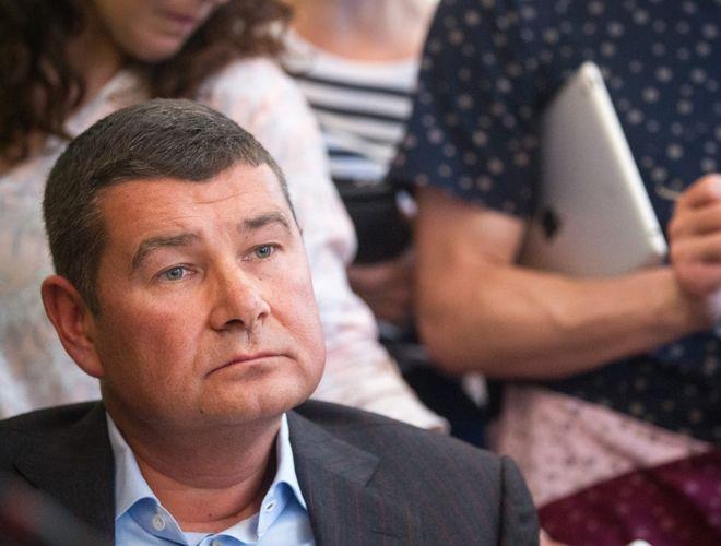 Онищенко готов внести залог за Насирова