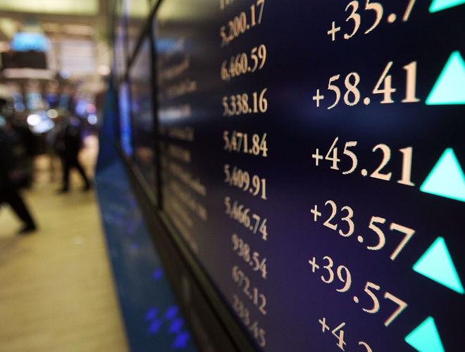 Фондовый рынок АТР растет