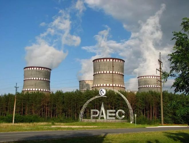 Ровенская АЭС закроет на ремонт третий энергоблок