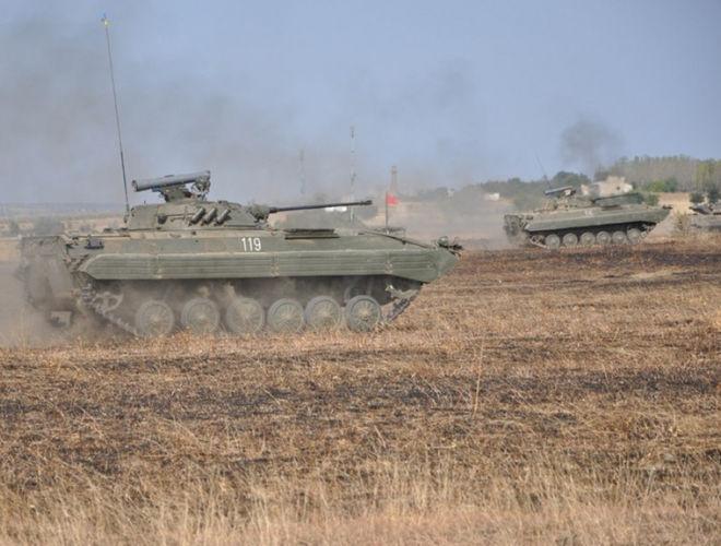 В Украине вернули в госсобственность земли военного полигона