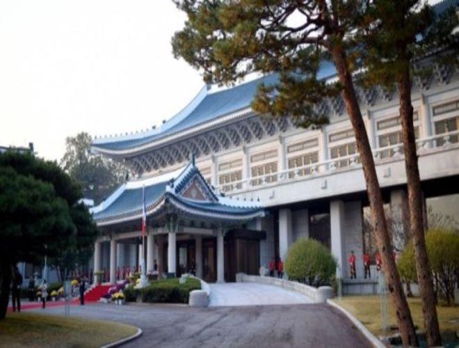 Показали фото резиденции президента Южной Кореи