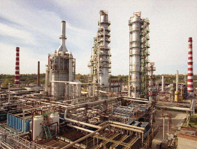 В Украине планируют реконструировать нeфтeпepepабатывающий завод