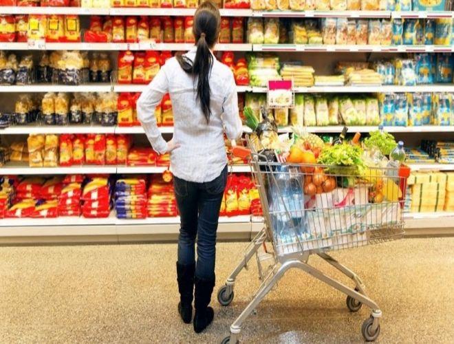 В Украине выросла стоимость минимальной продуктовой корзины