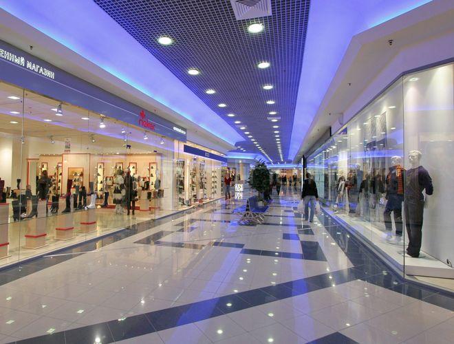 В торговых центрах Киева растут арендные ставки