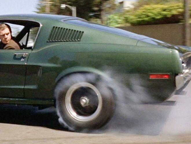 На свалке нашли уникальный Ford Mustang