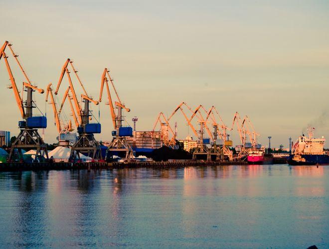 В Министерстве инфраструктуры рассказали, какие порты могут принимать уголь