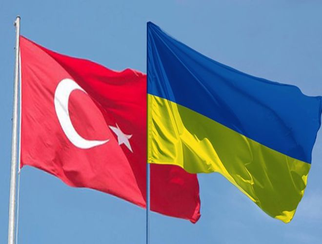 Украина и Турция решили углубить экономическое сотрудничество