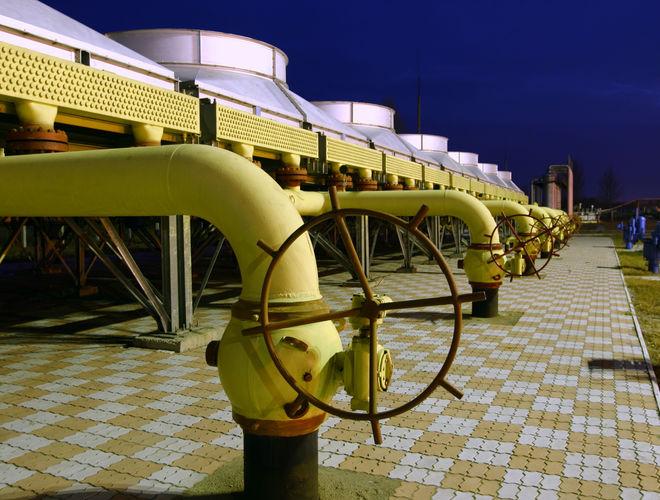 Почем Украина покупала газ в феврале