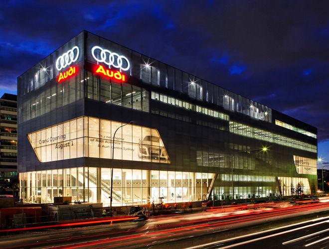 """В офисах автоконцерна Audi проходят обыски в связи с """"дизельгейтом"""""""