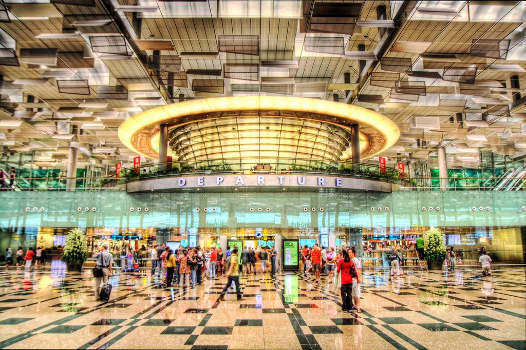 Названы лучшие аэропорты мира 2017 года