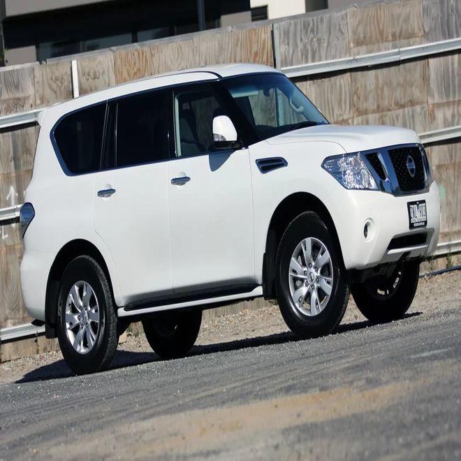 Nissan Patrol поставил мировой рекорд скорости