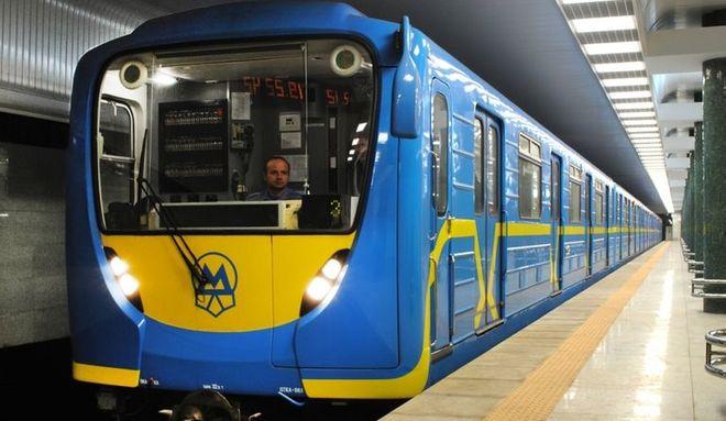 Киевский метрополитен больше тратит, чем зарабатывает