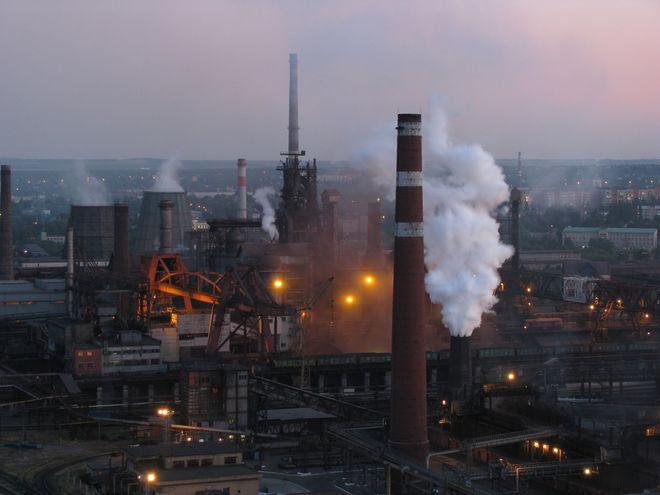 """""""Донецксталь"""" распустила правление Донецкого метзавода"""