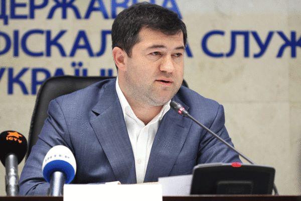 Жена Насирова внесла за него залог 100 млн. грн