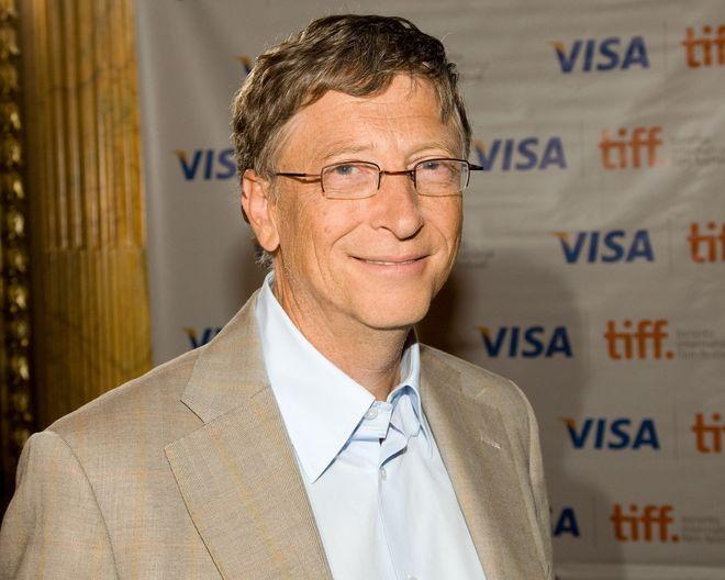 Гейтс возглавил рейтинг Forbes в четвертый раз подряд