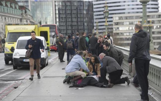 Полиция рассматривает нападение в Лондоне как теракт