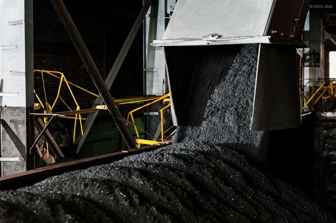 В Украине почти на 20% увеличилась добыча угля