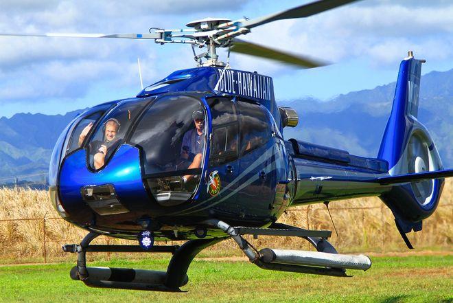 В мире падает спрос на вертолеты