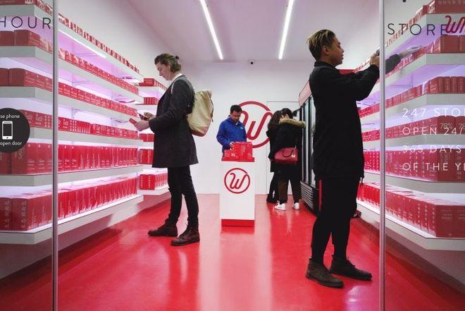 Открылся первый в мире магазин без продавцов