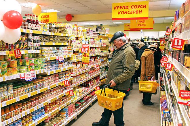 Ритейлеры делают ставку на западную Украину