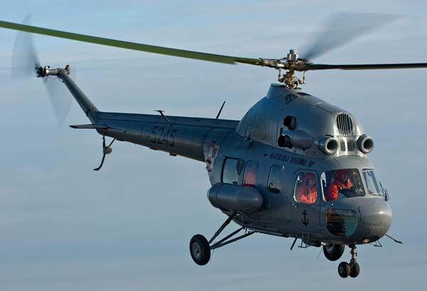 В Украине разбился военный вертолет: есть погибшие